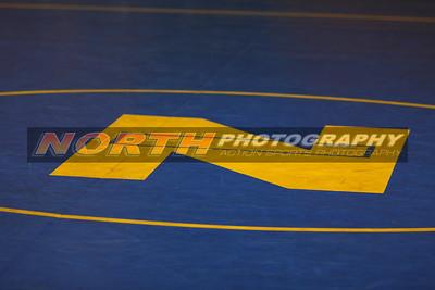 1/30/08 - (VAR) Bayshore vs. Northport - Senior Night